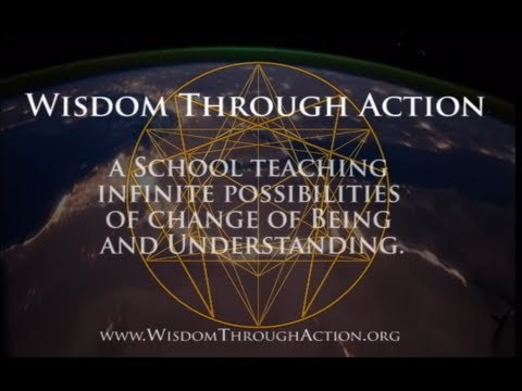 Kay Smith Presents Gurdjieff's Teaching on Immortality and Man's Place in the Universe