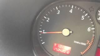 Motor ruckelt beim starten