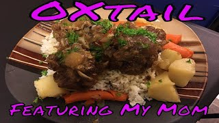 Oxtails in Power pressure cooker XLHow to cook oxtails  ( with special guest my Mom )