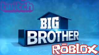 BIG BROTHER SEASON 2! - Roblox Big Brother BETA (Part 2)