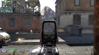 COD Modern Warfare 2 - Multiplayer - Favela