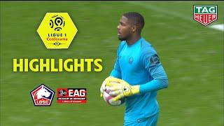LOSC - EA Guingamp ( 3-0 ) - Highlights - (LOSC - EAG) / 2018-19