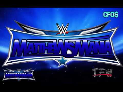 WWE | Bryan Matthews | Theme Song | AE + Arena Effects | 2016 | Matthews Mania