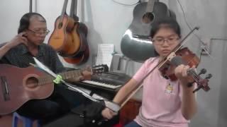 hoa tau violon guitar  bai gia tu