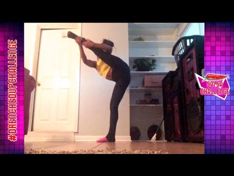 Drenched Up Challenge Compilation #drenchedupchallenge | Glo Twinz Dance