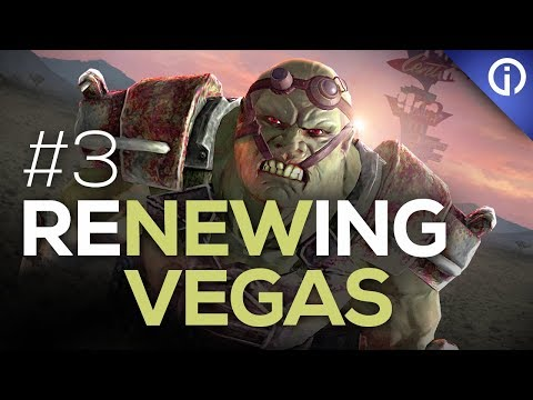 Renewing Fallout: New Vegas #3 | Modding Classic Fallout Atmosphere and Mechanics