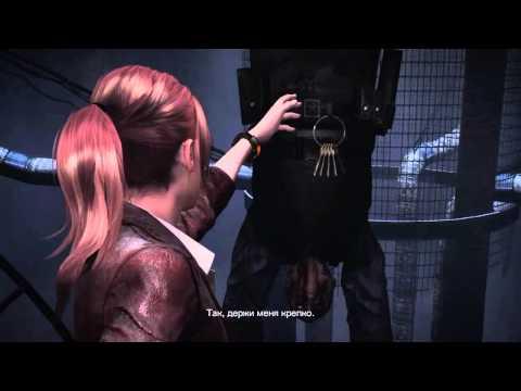 Resident evil revolutions 2 (эписод 1) прохождение #1 Зелёная травка