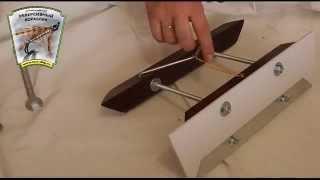 Рыболовный реверсивный кораблик Санки   инструкция по сборке.
