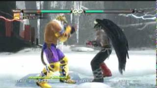 Tekken 6 - Xbox 360 - Arcade Mode Gameplay