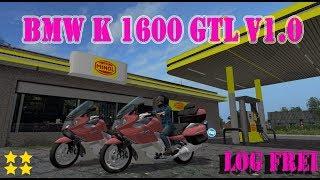 "[""BMW K 1600 GTL V1.0"", ""Mod Vorstellung Farming Simulator Ls17:BMW K 1600 GTL"", ""BMW K 1600"", ""BMW K 1600 GT""]"