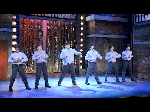 Meet the Cast of The Full Monty at The John W Engeman Theater in Northport