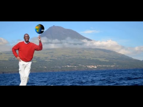 GlobeTrotter  Jon Haggins TV on Pico & Sao Miguel Islands in the Azores