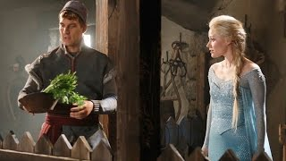 "Once Upon a Time 4x01 Spoilers ""A Tale of Two Sisters"" Frozen"
