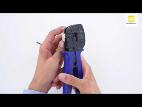 HARTING Hand Crimp Tool