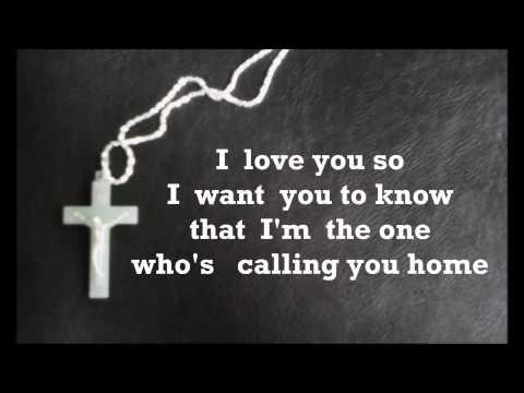 Walk with me- with lyrics- Whitecross