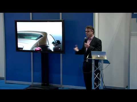 Widening the Luxury Sales Channel - Alastair Duncan @ Digital Marketing Show 2013