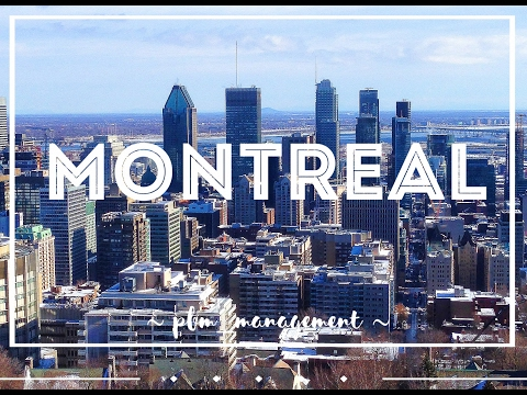 MONTRÉAL AT ITS BEST (winter) | 5 day vlog