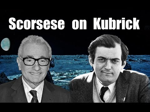 Martin Scorsese on Stanley Kubrick (Interview/Montage)