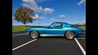 1966 Corvette Coupe *1-owner*RareL79350hp*FactoryA/C*OrigPoP*OrigBillofSale* Forsale