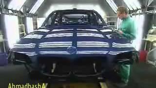 صناعة السياره بى إم دبليو فخر الصناعة الالمانيه