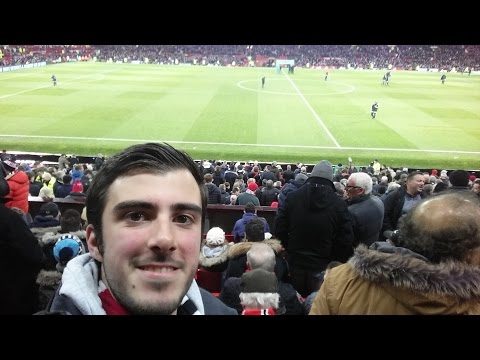 Road to Old Trafford: The Full Manchester United Experience (Vlog)