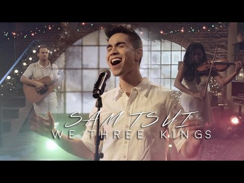 We Three Kings (Sam Tsui ft. Yasmeen Al-Mazeedi & Jason Pitts)