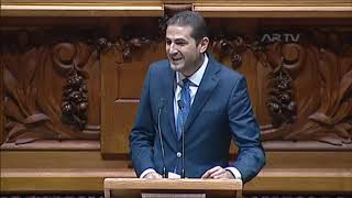 Hugo Soares no debate do Orçamento do Estado