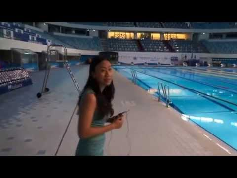 Tour inside Hamdan Sports Complex, Dubai