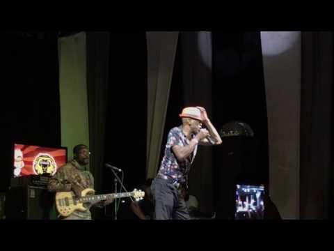 Eek mouse - reggae life México