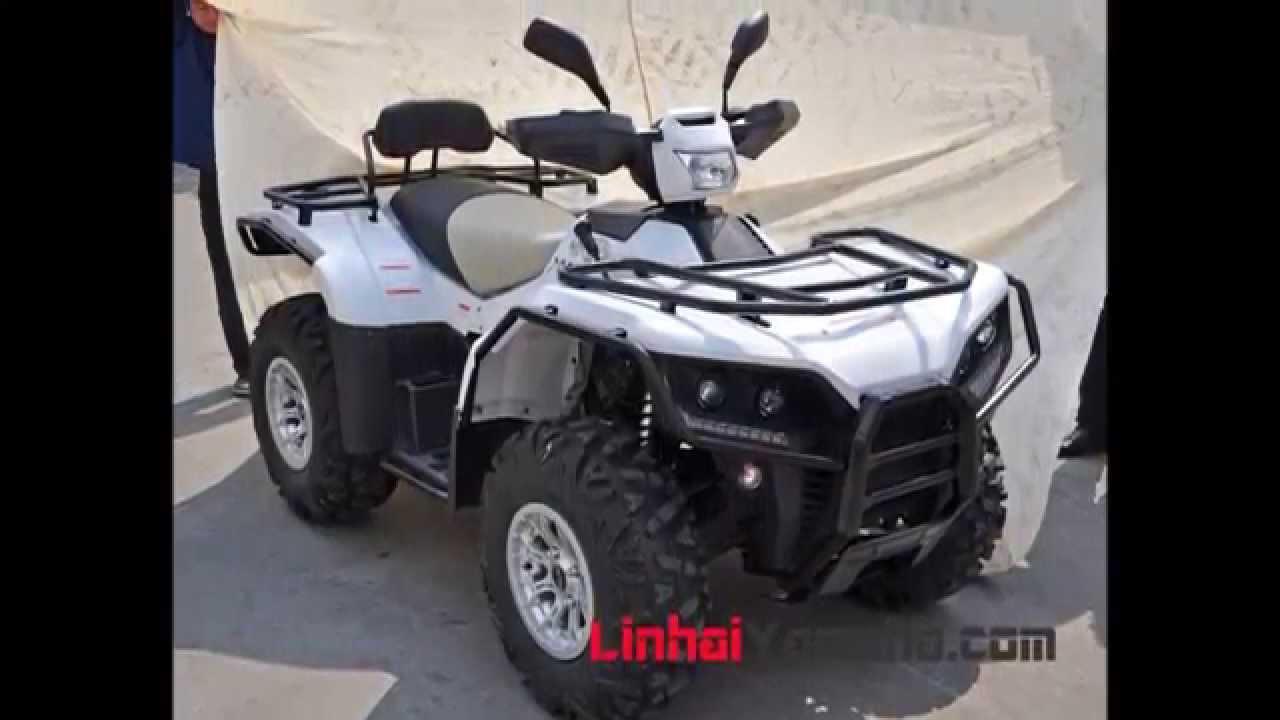 Linhai Bighorn 700 EFI 4x4 ATV