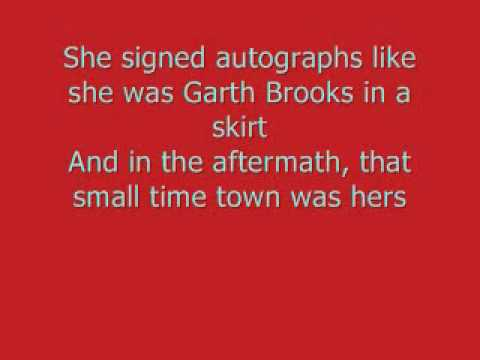 Big Star Kenny Chesney with lyrics
