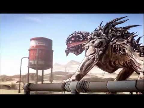 Borderlands: The Pre-Sequel - Intro [ The Vines - Black Dragon ]
