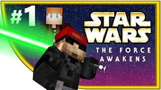 star wars the force awakens   episode 1 first lightsaber minecraft roleplay 1 w xylophoney