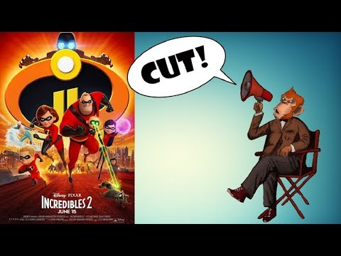 CUT! The Incredibles 2 Κριτική
