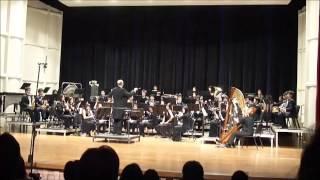 Waltzes from Der Rosenkavalier | Richard Strauss | OBDA High School Select Band | 2013
