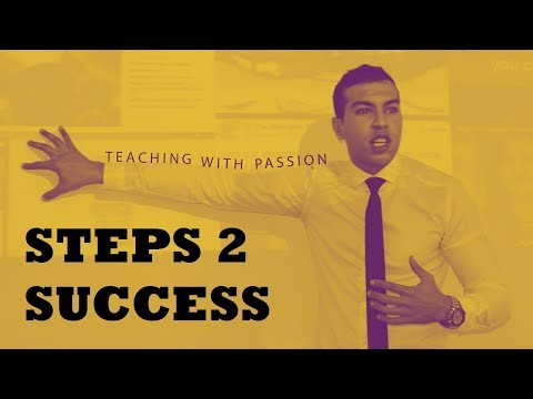STEPS to SUCCESS in MOROCCO with Ayoub Rehane!