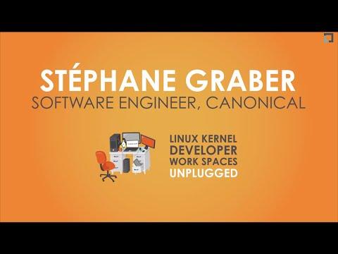 Linux Kernel Developer Work Spaces: Stephane Graber