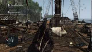 Assassins Cree 4 Black Flag Privateer Outfit