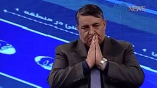 مصاحبه آقای احمد سعیدی در مورد مرز دیورند