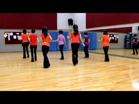 Mamita - Line Dance (Dance & Teach in English & 中文)
