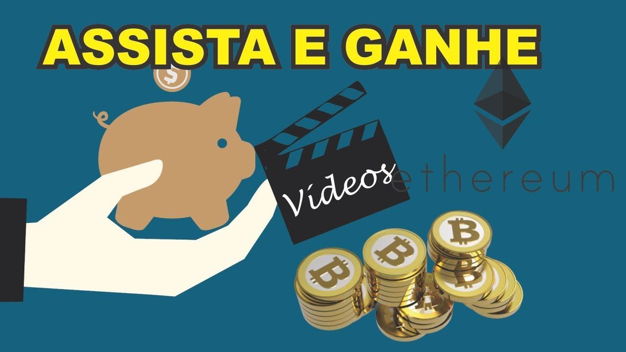 Ganhar bitcoins vendo videos for cats money line betting calculators