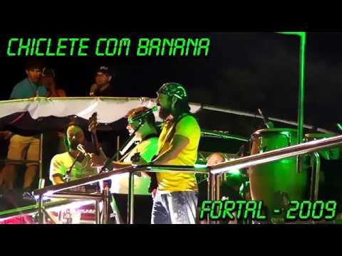 cd chiclete com banana fortal 2009