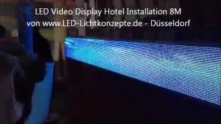 lichtpunkte auf display