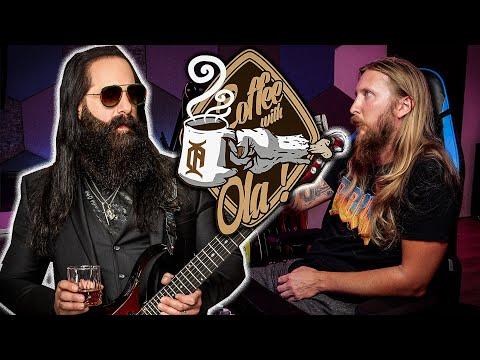 COFFEE WITH OLA - John Petrucci of Dream Theater