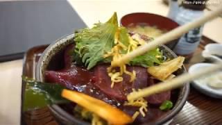 japanese street food-Osaka central market 大阪市中央卸売市場
