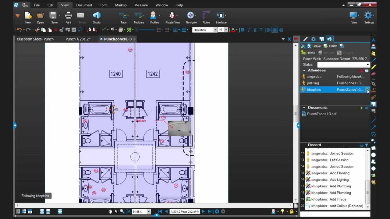 Bluebeam Tip: Make Your Construction Punch Process Faster