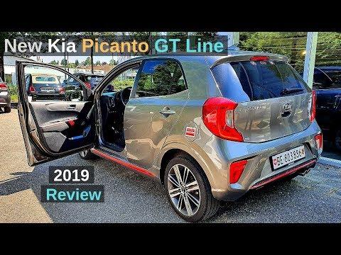 New Kia Picanto GT Line 2019 Review Interior Exterior