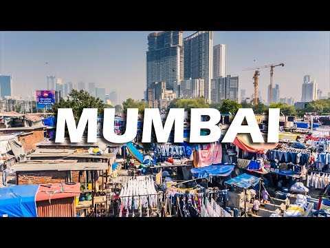 Mumbai in 3 minutes, India's Mega City