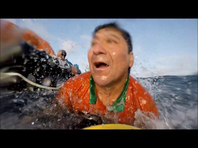 """Rescate del barco """"O Busi"""""""