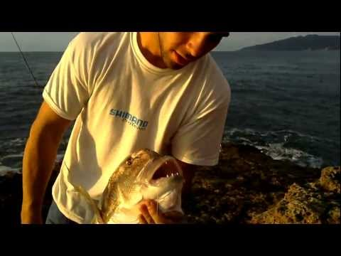 ALBERTO GONZALEZ SURFCASTING 15/10/2011 DENTON 6KG